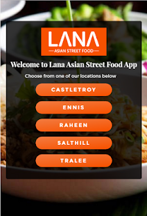 Lana Asian Street Food- screenshot thumbnail