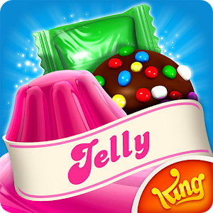 Candy Crush Jelly Saga v1.1.2 MOD ( Unlimited Lives & Booster) APK