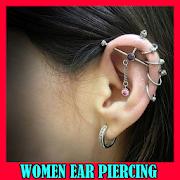 Women Ear Piercing Designs icon