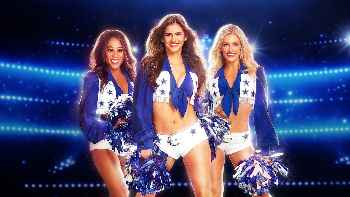 Watch Dallas Cowboys Cheerleaders: Making the Team live