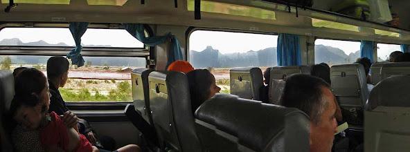 Photo: Train from Hua Hin to Prachuap Khiri Khan