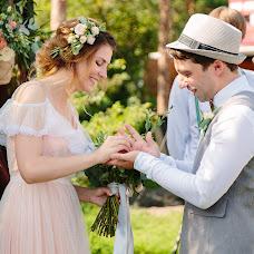 Wedding photographer Kseniya Piunova (piunova). Photo of 05.10.2016
