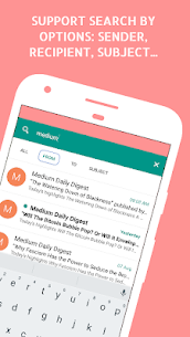 EasyMail – easy & fast email Apk Latest Version Download For Android 7
