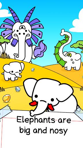 Elephant Evolution - Create Mammoth Mutants modavailable screenshots 1