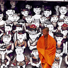 Laos by Dolors Bas Vall - Digital Art People (  )