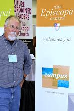 Photo: The Rev. Dann Brown, PIV Network Coordinator