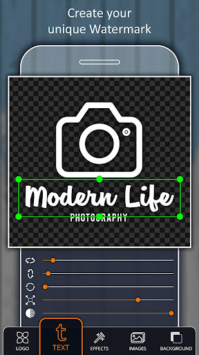 Add Watermark on Photos 1.4 screenshots 1