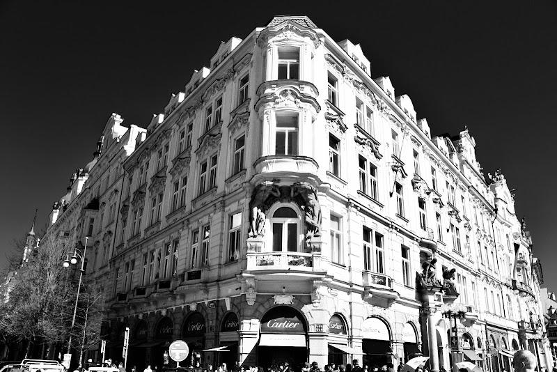 Prospettiva Black and White  di sb_fotograf