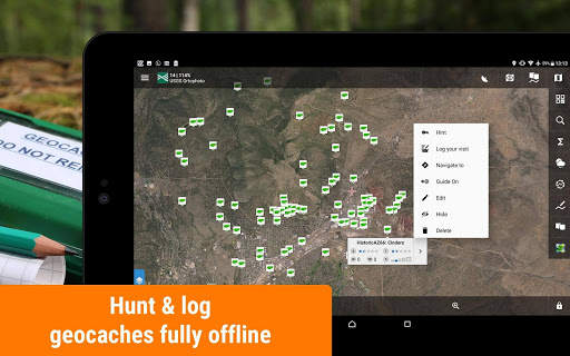 Locus Map Free - Hiking GPS navigation and maps 3.48.2 Screenshots 13