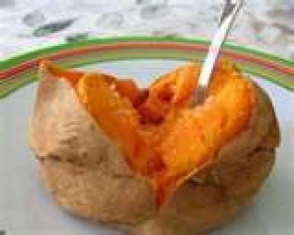 Jewel's Southern Baked Sweet Potatoes Recipe