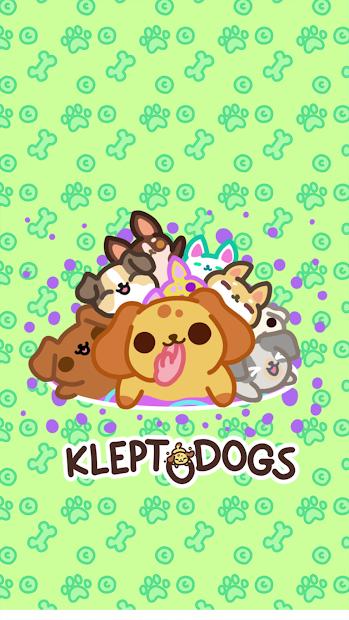 KleptoDogs Android App Screenshot