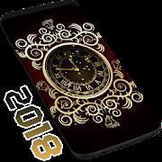 Gold Clock 2018