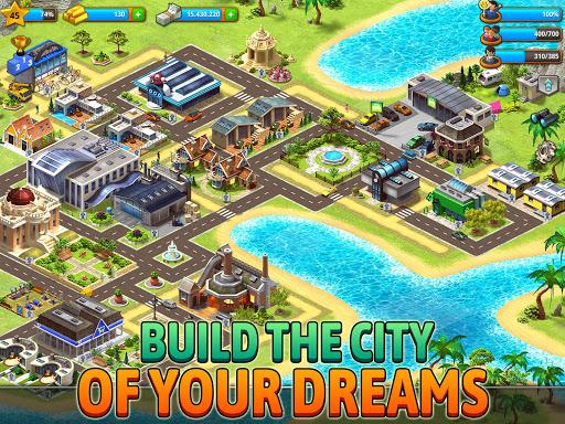 Paradise City - Island Simulation Bay apkdebit screenshots 7
