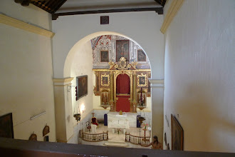 Photo: Capilla Mayor desde el coro
