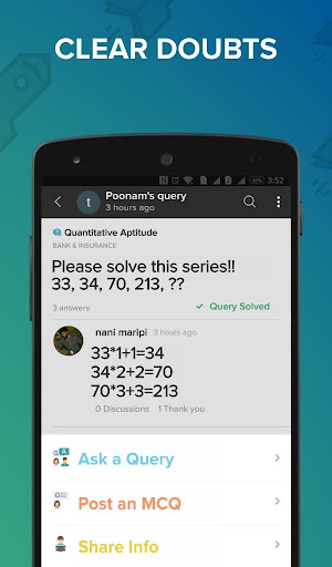 #1 Exam Preparation App: Quiz, Previous Papers, GK 4.99 screenshots 3