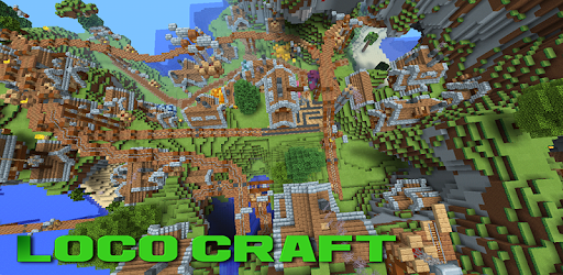 Loco Craft: Exploration And Building for PC