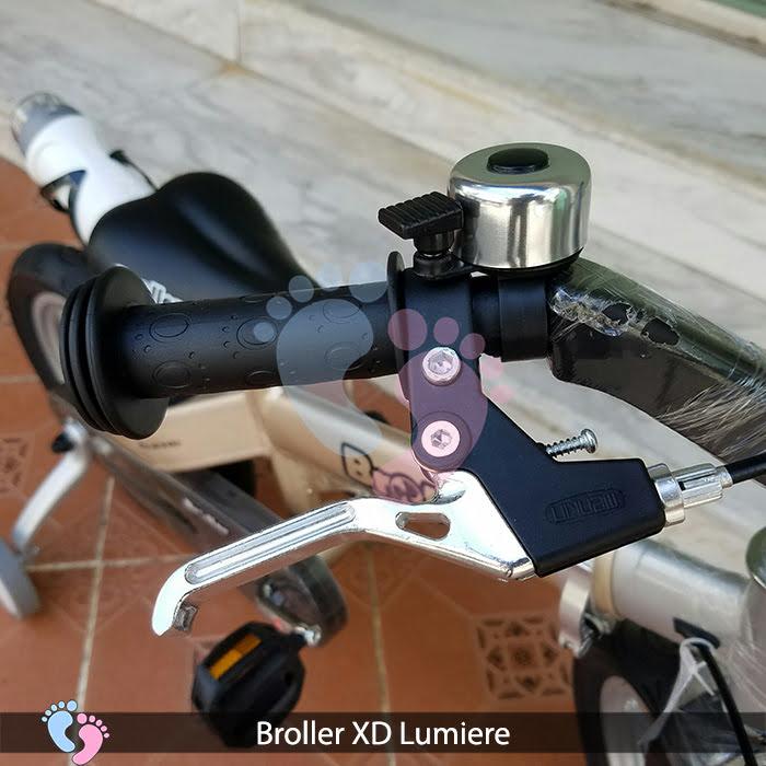 Xe đạp cho bé Broller XD Lumiere ss 3