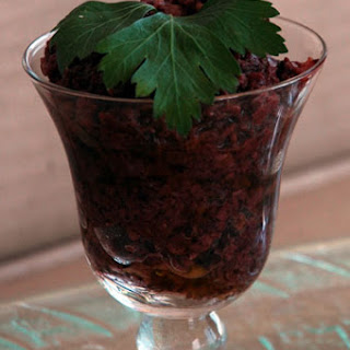 Black Olives - Tapenade
