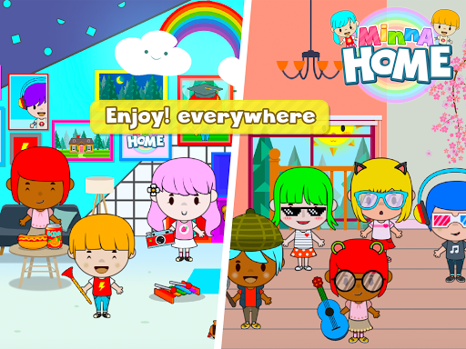 Minna Home Sweet Pretend Playground 1.1.1 Screenshots 15