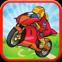 Motorbike Fast Game - FREE! icon