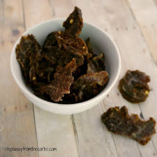 Chipotle Beef Jerky.