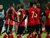 Pour Isaac Mbenza, c'est la Belgique et rien d'autre