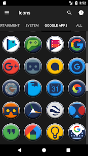 Rivix - Icon Pack Screenshot