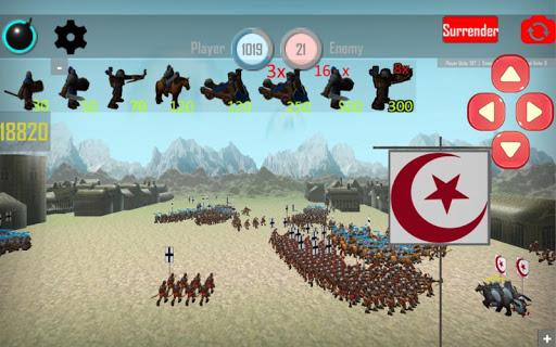Holy Land Wars  screenshots 16