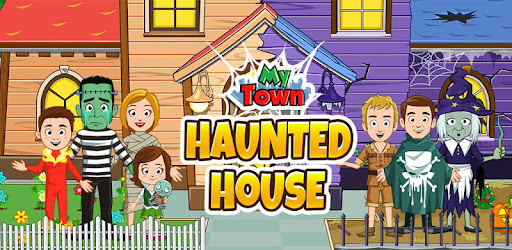 My Town : Haunted House - Apps on Google Play