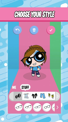 Powerpuff Yourself - Powerpuff Girls Avatar Maker 3.8.0 screenshots 2
