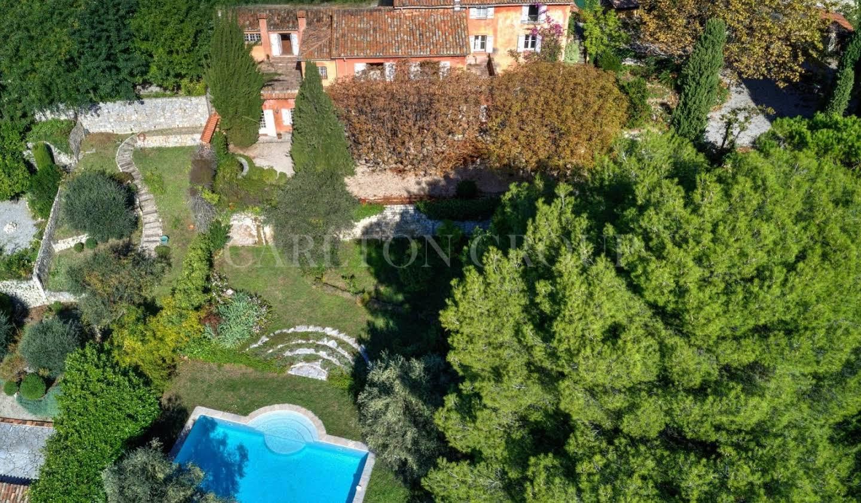Villa with pool Magagnosc