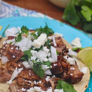 Mexican Street Tacos- Carnitas! Recipe