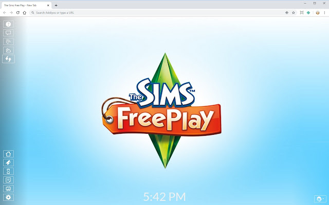 The Sims Free Play Wallpapers And New Tab