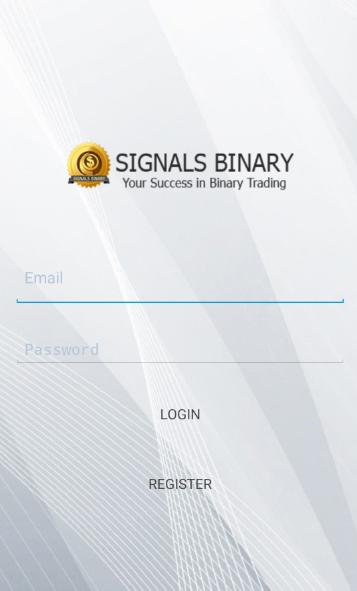 SignalsBinary- screenshot