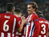 Koke prolonge à l'Atletico Madrid jusque 2024