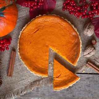Healthy Pumpkin Pie No Sugar Recipes