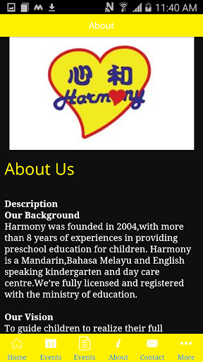 玩教育App Harmony Day Care免費 APP試玩
