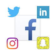 Socmed Lite (All Social Media)