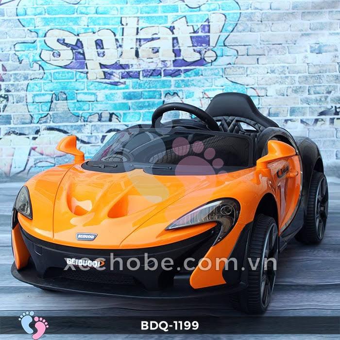 Xe hơi điện trẻ em BDQ-1199 McLaren 2