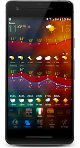 3D Earth Pro - Weather Forecast, Radar \u0026 Alerts UK 이미지[4]