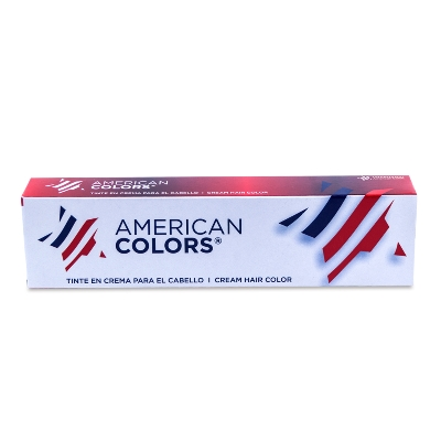 tinte american colors tubo 9.8 plata perlado