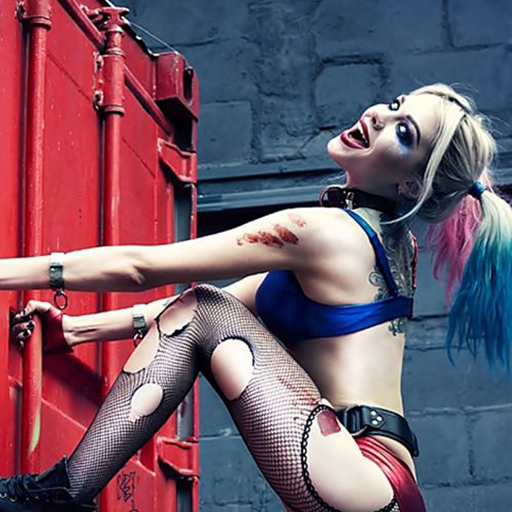 Hd Wallpapers For Harley Quinn Edition Free Iphone Ipad App Market