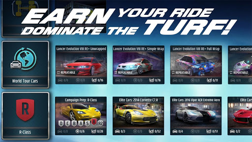 Racing Rivals 7.3.1 screenshots 1