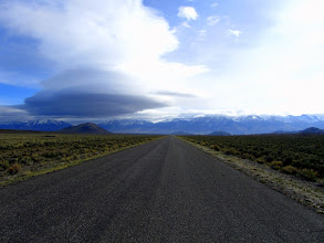 Photo: The road home