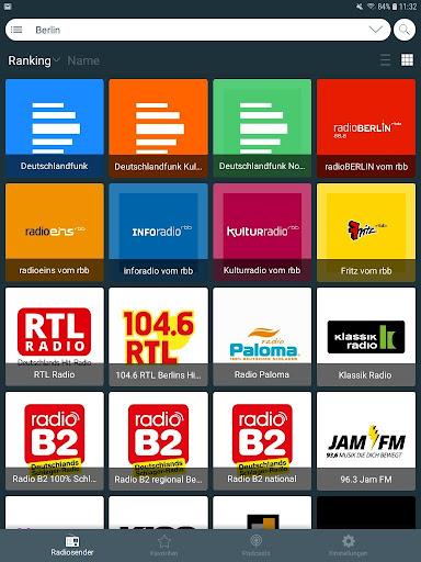 Radio Germany screenshot 5