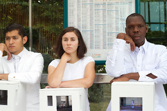 Photo: Daniel Gonzalez, Julie Verdone, Olu Taiwo World Stage Design  United Kingdom, 2013