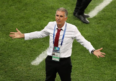 Carlos Queiroz se fait descendre par la presse colombienne