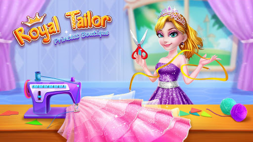 ud83dudc78u2702ufe0fRoyal Tailor Shop 3 - Princess Clothing Shop filehippodl screenshot 7