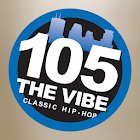 105 The Vibe icon