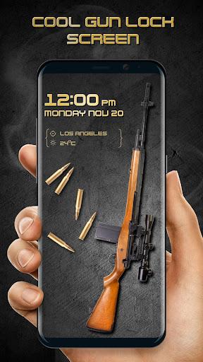 Gun Shooting Locker (Funny Lock Screen) for PC